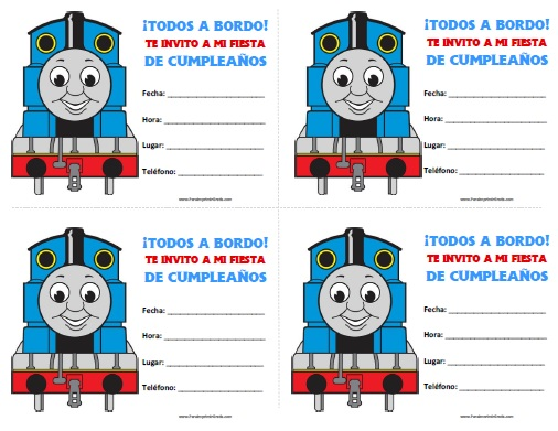Thomas and friends invitations futureclimfo thomas and friends invitations was adorable invitations template pronofoot35fo Gallery